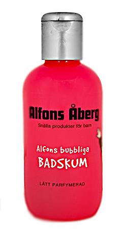 Alfons bubbliga Badskum